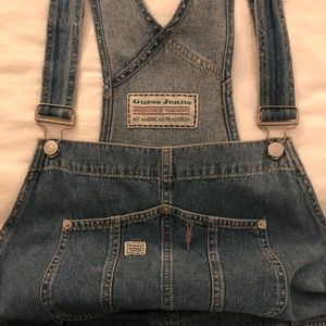 Guess Vintage Classic Jean Overall